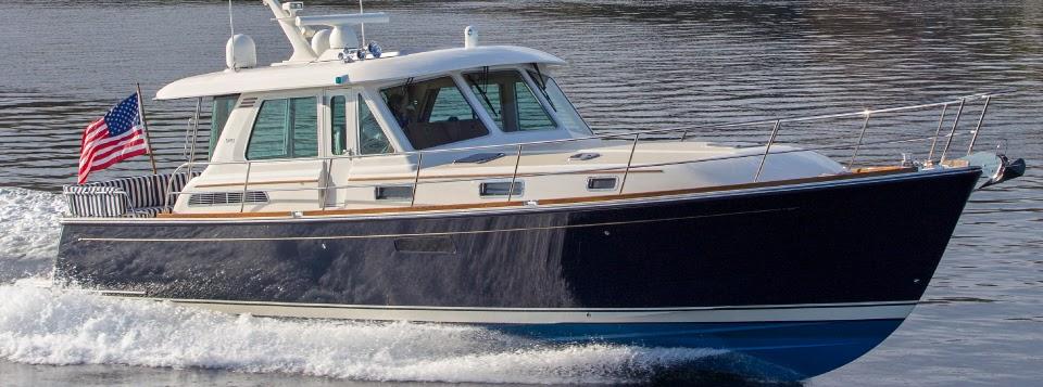 Sabre Motor Yacht